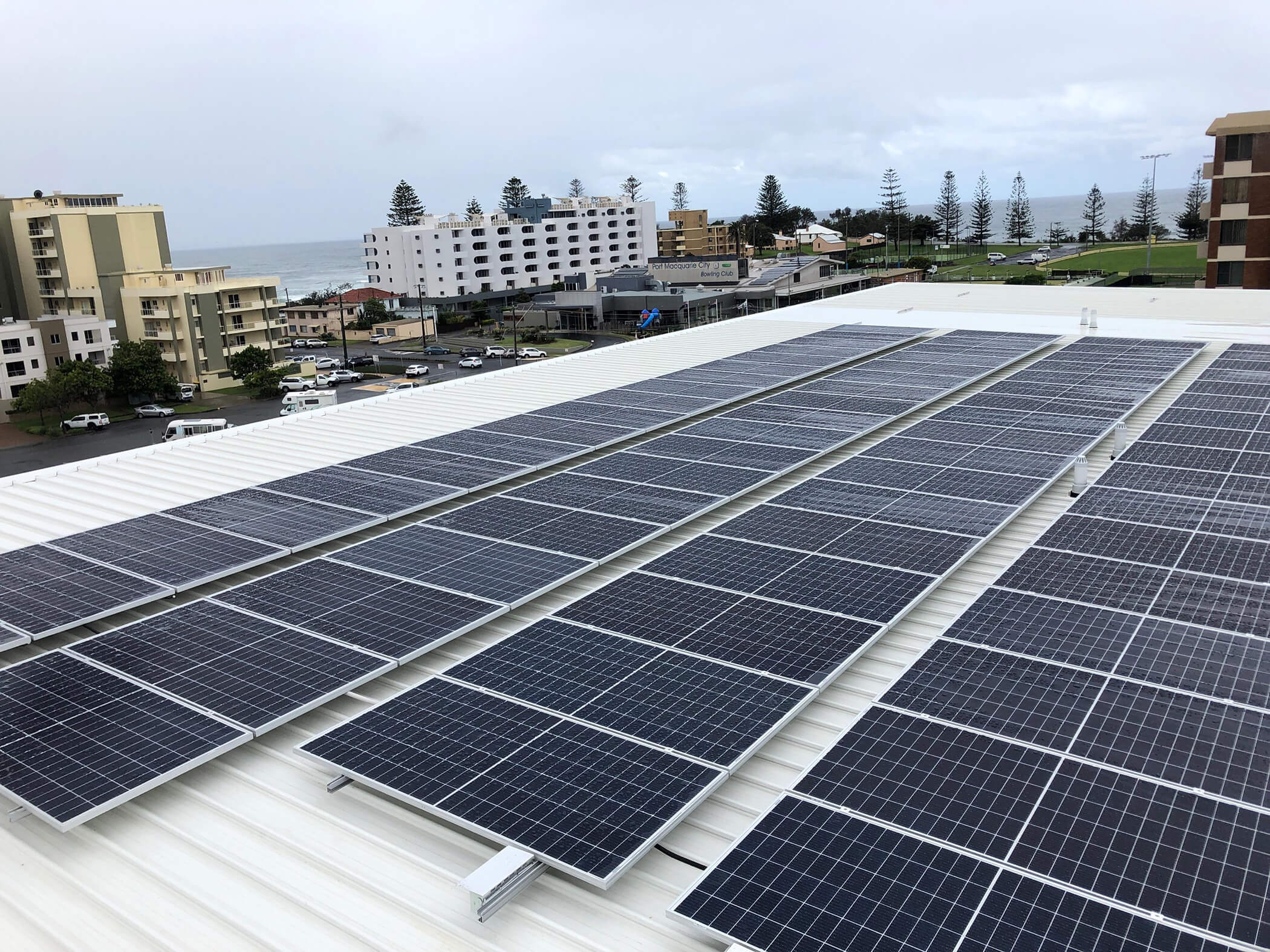 solar energy port macquarie