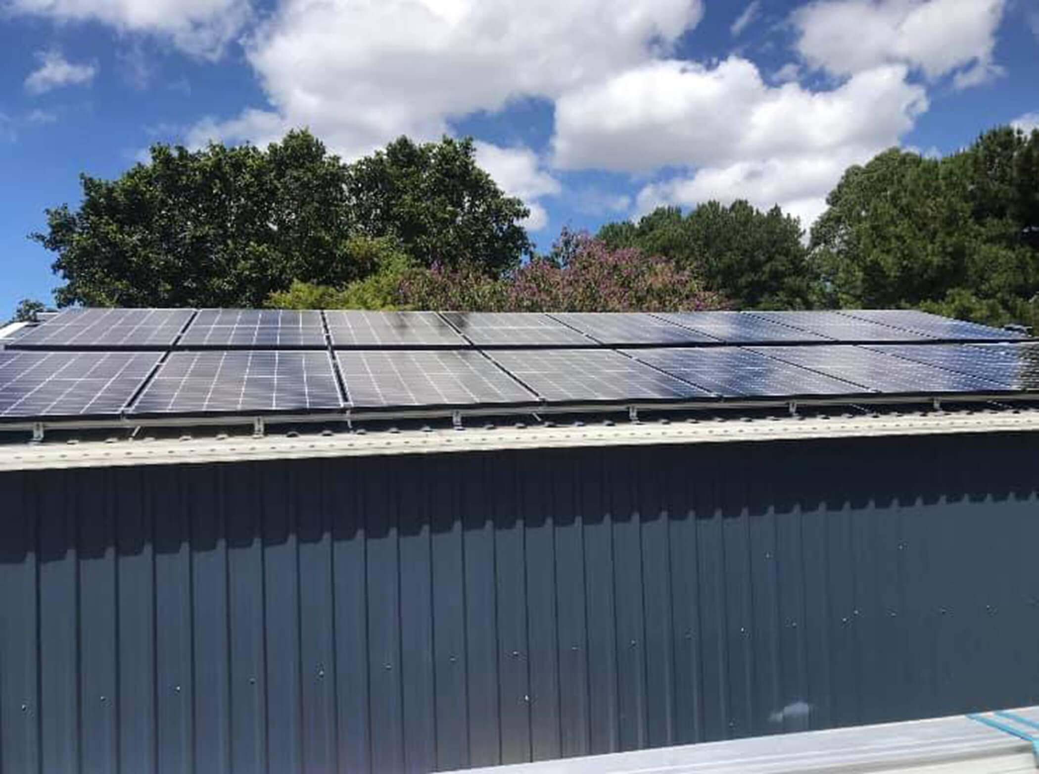 Commercial Solar Power Port Macquarie NSW