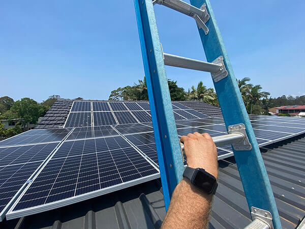 solar power Port Macquarie