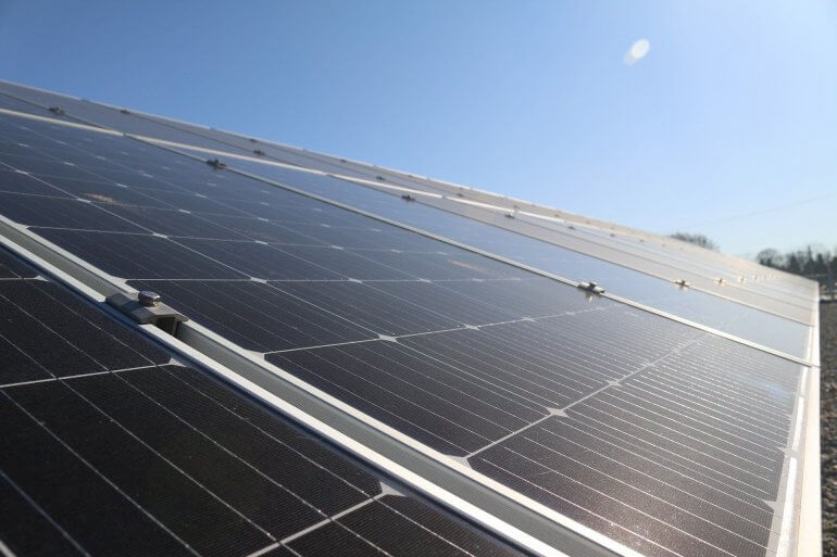 Solar Power Commercial NSW